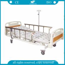 Lit d'hôpital électrique à 5 fonctions AG-Bm005
