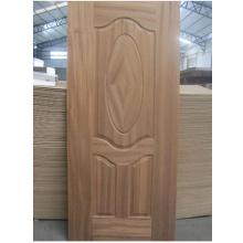 ХДФ дверь кожи с шпона меламиновой бумагой