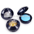 Yaqi Cosmetics Baked powder with black round powder containers