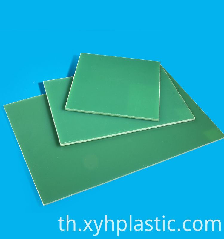 Light Green Glass Epoxy FR4