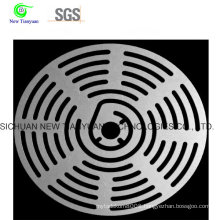 Gas Compressor Spare Parts Stainless Steel Valve Plate