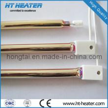 Tubo de aquecimento infravermelho de halogênio de alta qualidade Hongtai