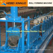 Hebei Xinnuo design roll formingm rain gutter machine