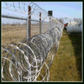 Razor Blade Barbed Iron Wire