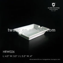 Hotel wholesale ceramic ashtray