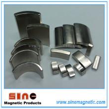 Сильный постоянный магнит двигателя неодима (магнит дуги moto)