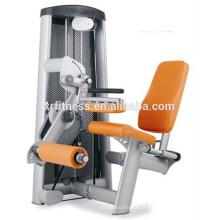 Melhor venda China Sentado Leg Curl / equipamento de fitness comercial / propenso máquina de onda da perna / Máquina de Força