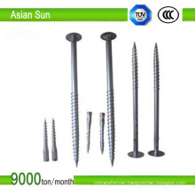 Screw Achor Bolt for Foundation with TUV Certificate