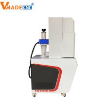 Sicherheit geschlossene Faserlasermarkiermaschine von Precision Products