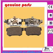 Auto Teile Bremsbelag Marke Bremsbelag hi- (q) Für ODYSSE (Y) 45022-SHJ-A00
