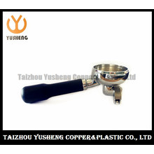 Chroming Brass Coffee Machine Handle/Funnel for One-Way (YS8002)