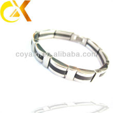 silver jewelry men bracelet