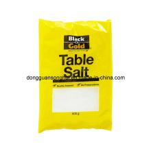 Saco De Sal De Plástico / Saco De Embalagem De Tempero / Saco De Condimento