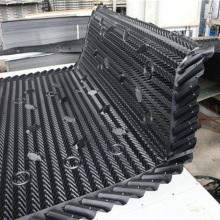 1520 mm PVC Schwarz Kunststoffplatte Kühlturmfüller PVC-Plattenplatte