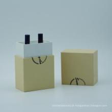 Kit de embalagem de caixa de pó de luxo