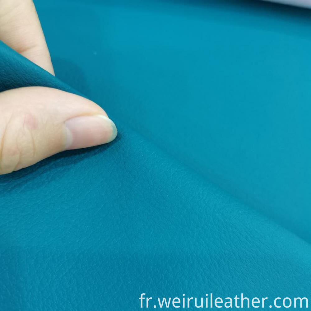 Strong Waterproof Pvc Leather 2