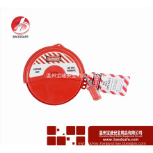 good safety lockout tagout plastic storage box with lock