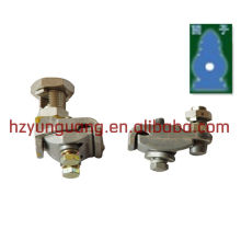 welding pipe clamp adjustable rope special splicing clamp electric power line cable harnware electrical overhead line fitting