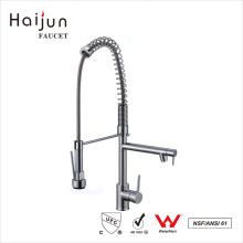 Haijun Super September Manípulo único Água potável Torneiras misturadoras de cozinha em latão