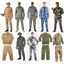 Großhandel Camouflage Uniformen mit Stoff Hersteller für Militär