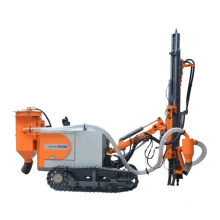 APCOM factory wholesale crawler dth borehole portable drillingrig price mobile china small mine drilling rig machine