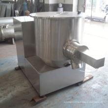 2017 misturador de alta velocidade da série de LCH, agitador químico dos SS, princípio horizontal do misturador do cone dobro