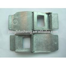 Material de liga de zinco fivelas de cinto buckle.custom militar