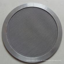 Filtro usado Malla de alambre holandesa