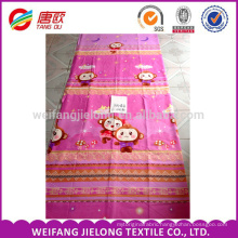 100% Polyester printed Fabric 95gsm for Bedsheet Bedding set