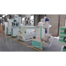 Riz Milling Food Machine mini usine de rizerie