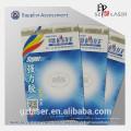 Faça adesivos de folha holográfica em rolo com 10mm