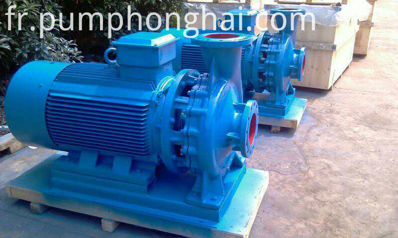 hot water circulation pump