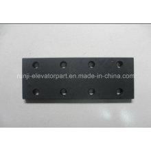 Rj-Grf T45/a Guide Rail Fishplate Elevator Parts