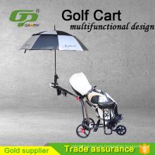 Carritos de tres ruedas de golf de alta calidad
