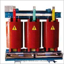 Transformateur à base de résine epoxy résine