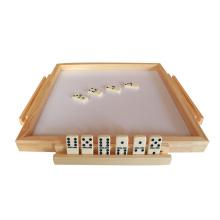 GIBBON Domino Tisch aus Holz