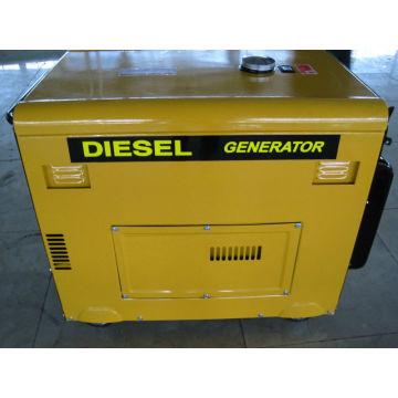 Novo tipo silencioso pequeno! 5Kw silencioso gerador diesel