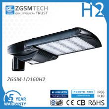 LED Dlc listado LED Cobra Head Street Light 160W
