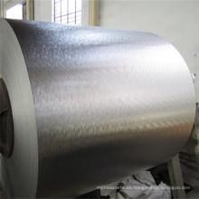 Bobina de aluminio en relieve de estuco 3003