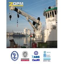 Dock Kran Werft Kran hydraulische Jib Kran