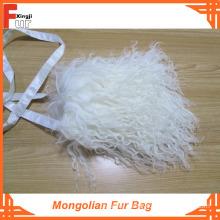 New Arrival ! Mongolian Fur Bag