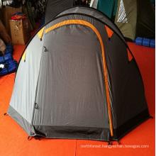 2017 new design 2 man pop up camping tent