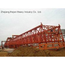 240t-40m Partes separadas de puente que lanza la grúa de pórtico (JQ-03)