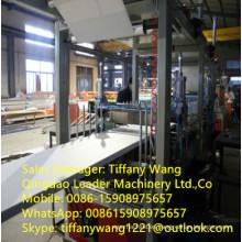 Máquina de extrusión de placa de PVC para publicidad