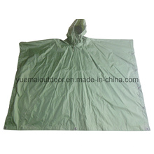 High Qualtiy impermeable impermeable poncho en nylon PU