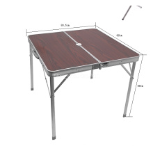 Outdoor Folding Tables, Aluminum Alloy Fission Folding Table