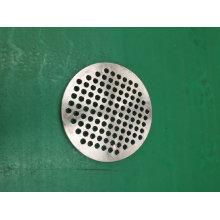 Подгонянная сталь сплава анкерные пластины для вакуумного насоса