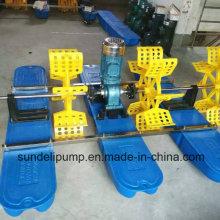 Factory Price 4 Wheel Aerator, 4 Paddle Wheel Aerator (YC-1.5)