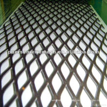 Galvanized Expanded Metal Mesh Manufacturing