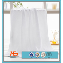 High Quality Cheap White Plain Cotton Towel